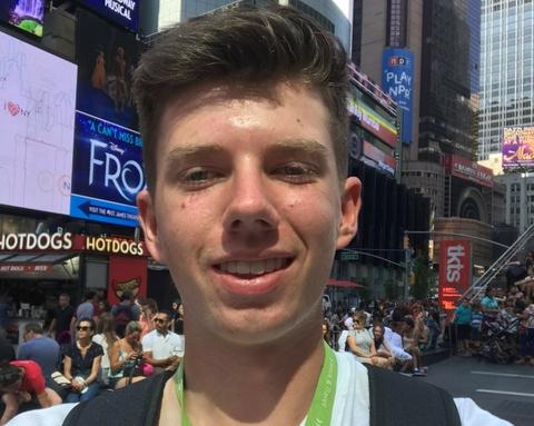 Schüleraustausch, USA, Vlog, Philipp
