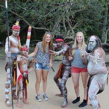 Australien Ureinwohner, Aborigines