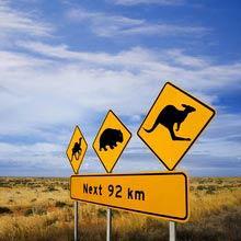 Australien Spitzname Australier