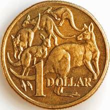 Australien Währung, Australischer Dollar