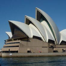 Praktikum Australien, Sydney, Oper