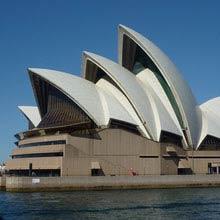 Praktikum, Australien, Sydney, Oper