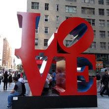 Au Pair, USA, Love, Zeichen