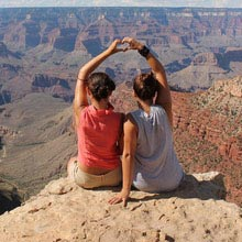 Au Pair USA, Grand Canyon, Freundschaft