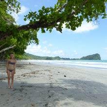 Costa Rica Lebensmotto, pura vida