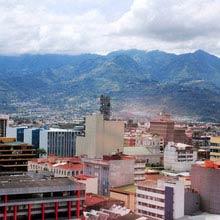 Costa Rica Hauptstadt, San Jose