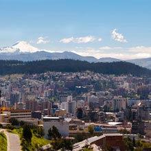 Ecuador Hauptstadt, Quito