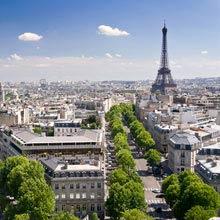 Frankreich Hauptstadt, Paris
