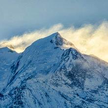 Frankreich Höchster Berg, Mont Blanc