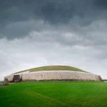 Irland Hügelgrab Newgrange