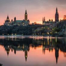 Kanada Hauptstadt, Ottawa