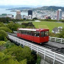 Neuseeland Hauptstadt, Wellington
