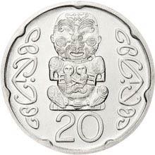 Neuseeland Währung. Neuseeland Dollar