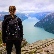 Norwegen Eigenname, Norge
