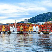Norwegen Einwohnerzahl, 5 Millionen