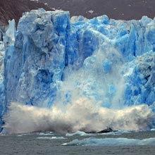 Norwegen Gletscher Austfonna