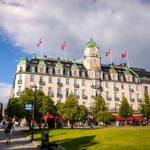 Norwegen Hauptstadt, Oslo