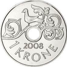 Norwegen Währung, Norwegische Krone