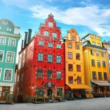 Schweden Hauptstadt, Stockholm