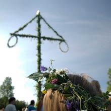 Schweden längster Tag, Midsommar