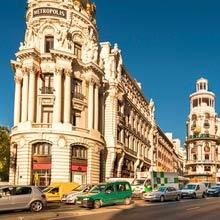 Spanien Hauptstadt, Madrid