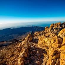 Spanien Berg, El Teide