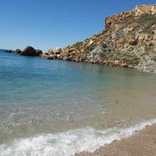 Spanien Küstenkilometer
