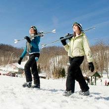 Schüleraustausch Frankreich, Skilanglauf