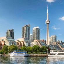 Schüleraustausch Kanada, Toronto, Wasser