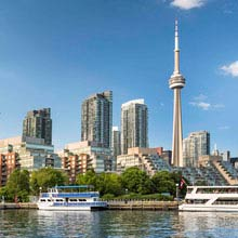 Schueleraustausch, Kanada, Toronto, Wasser