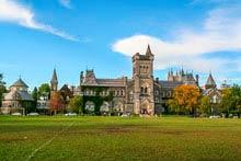 Schüleraustausch Kanada, Schloss