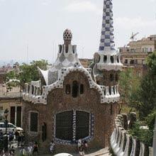 Praktikum Spanien, Barcelona, Gaudi