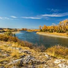 Usa längster Fluss, Missouri River