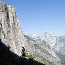 Work und Travel, USA, Berge