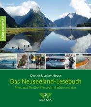 Auslandsaufenthalt Neuseeland, Dörthe Heyse, Volker Heyse, Das Neuseeland - Lesebuch