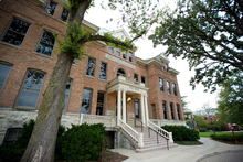 College Stipendium USA, North Park University, Chicago, Gebäude