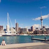auslandspraktikum-neuseeland-auckland-skyline-hafen