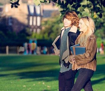 Schüleraustausch USA, College-Programm, Campus
