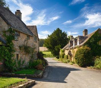 Schüleraustausch England, Wales, Regionswahl, Cottage