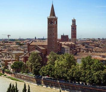 Schüleraustausch Italien, landesweites programm, Norditalien