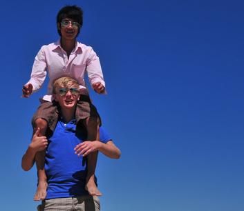 Schüleraustausch Kanada, Ferienprogramm, Huckepack
