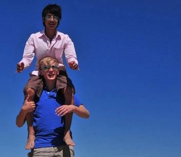 Schüleraustausch Irland, Ferienprogramm, Huckepack