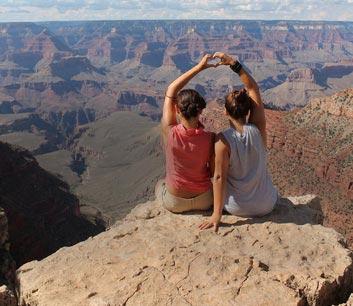Schüleraustausch USA, Landesweites Programn, Flex-Programm, Grand Canyon