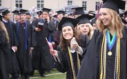 College Stipendium USA, Mesa University, Colorado, Graduation