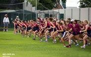 schueleraustausch-australien-schulwahl-brisbane-state-high-school-laufen