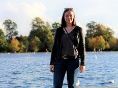 Au pair USA Blog, Sarah, Wasser