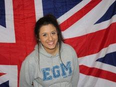 Schüleraustausch UK Blog, Catena, Flagge, UK