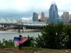 Erfahrungsbericht,Sommerjob,USA,Ann-Kathrin, Flagge