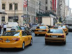 au-pair-usa-taxis-gelb