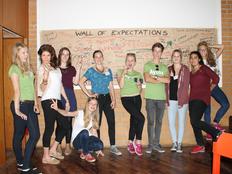 schueleraustausch-vorbereitungstreffen-wall-of-expectations-gestalten